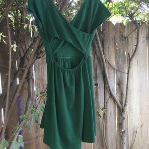 Modcloth Dresses - DONATING SOONYa Los Angeles criss cross back dress